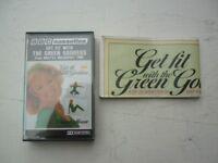 Green Goddess 1980's music fitness cassette tape