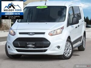 2016 Ford Transit Connect XLT w/o 2nd Row or Rear Door Glass