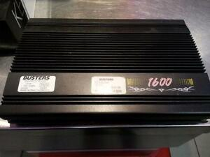 Car amp. We sell used car audio equipment.  (#30090)