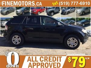 2008 FORD EDGE SEL AWD * PANORAMIC ROOF * ALL POWER OPTIONS London Ontario image 2