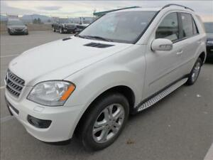 2008 Mercedes-Benz M-Class 3.0L CDI (DIESEL) SUV, Crossover