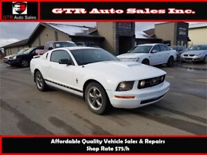Ford Mustang Coupe*MECHANICALLY INSPECTED AND SOUND*DRIVES GREAT