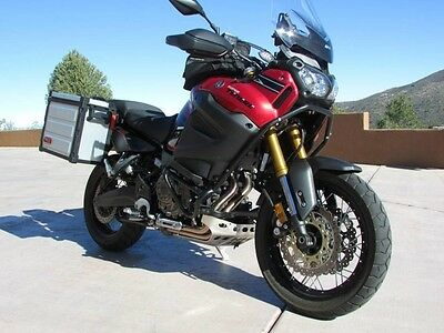 Yamaha Other  UPERB '15 YAMAHA SUPER TENERE ABS/UBS BRAKES PANNIERS CRUISE ENGINE GUARD MINT!