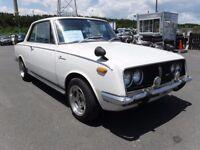 1968 VINTAGE TOYOTA CORONA 1600 RT53 HARDTOP COUPE RWD FRESH JAPANESE IMPORT 33,000 kms Classic