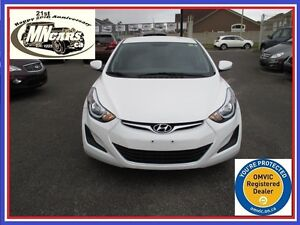 2014 Hyundai Elantra L- Manual 6Spd