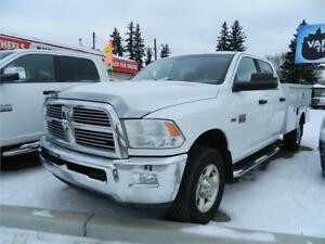 2012 DODGE 2500 H/D 4X4 /WITH SERVICE BODY 8FT