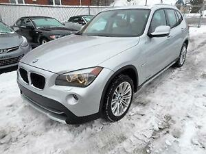 "BMW X1 Xdrive 28i 2012 ""BAS KILO"" ( TOIT PANORAMIQUE,BLUETOOTH )"
