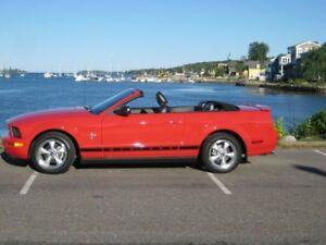 2007 Ford Mustang Pony Package Convertible 15587 original km