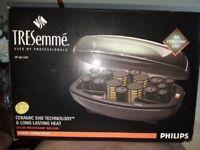 TRESemme Salon Hair Rollers - Ceramic EHD Technology Long Lasting Heat Proceramic