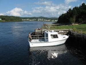 pleasure boat workboat St. John's Newfoundland image 7