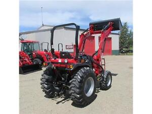 New TYM T354 - 35 HP Ranch Tractor w. ROPS & Front Loader Edmonton Edmonton Area image 8