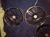 Audi Rs4/ S-Line replica alloy wheels