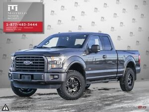 """2015 Ford F-150 FX4 Brand new 3\"""" LIFT SUPERCAB"""