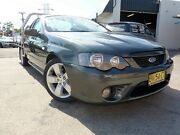 2006 Ford Falcon BF MkII XR6 (LPG) 4 Speed Auto Seq Sportshift Cab Chassis North St Marys Penrith Area Preview
