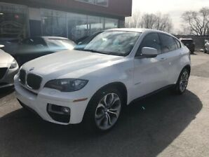 BMW X6 AWD M PACKAGE ***1-2-3-4 CHANCES CREDIT*** 2013