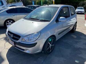 2009 Hyundai Getz TB MY09 S 5 Speed Manual Hatchback Clontarf Redcliffe Area Preview