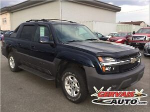 Chevrolet Avalanche Z71 V8 4x4 Cuir MAGS 2004