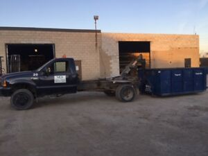 2004 Ford F-550 & Multi Lift
