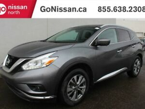 2017 Nissan Murano SL: NAVIGATION, LEATHER, PANORAMIC SUNROOF, H