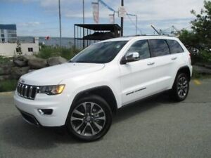 2018 Jeep Grand Cherokee LIMITED V6 4X4 (JUST $37977! ORIGINAL M