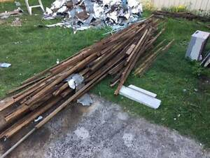 Free hardwood timber from building site firewood Ballina Ballina Area Preview