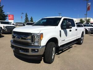 2017 Ford F-350 XLT 4x4 SD Crew Cab 8 ft. box 176 in. WB SRW