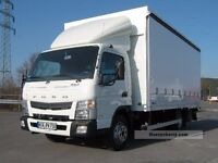 Best UK Removal Company Vans From 15/H Luton Vans And 7.5 Tonne Lorries And Reliable Man.