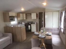 Willerby Rio Gold, 2 bedroom spacious luxury New caravan Cornwall Mullion Lizard