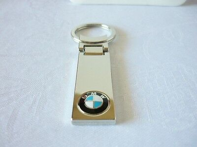 Silvertone BMW Key Ring on Rummage