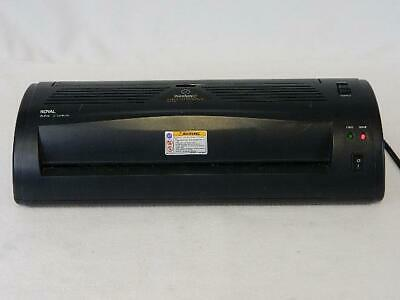 Royal Pl2112 Hot Laminator 29320c -12 In. - Requires No Carrier - Gently Used