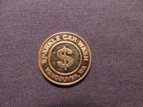 Sparkle Car Wash Token - Vancouver, WA Car Wash Coin - Sparkle Carwash Token