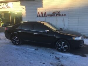 2011 Lincoln MKZ awd Leather 113 KM