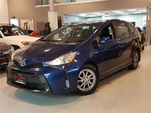 2015 Toyota Prius v NAVIGATION-CAMERA-HEATED LEATHER SEATS