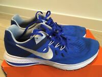 Nike Zoom Winflo 2, mens running shoes, size 42.5 EUR, 27cm, UK 8