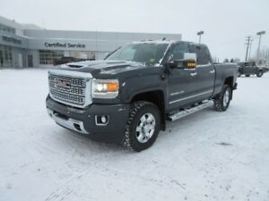2018 GMC Sierra 3500HD Denali. Text 780-872-4598 for more inform