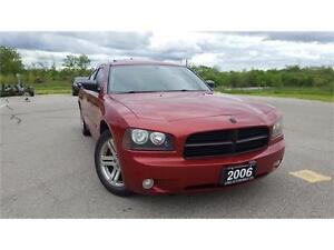 2006 Dodge Charger ACCIDENT FREE * ONTARIO CAR * CERTIFIED * SUN