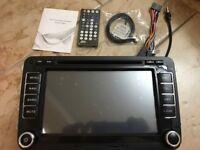 VW Sat Nav, Radio, Bluetooth etc system.