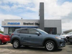 2015 Mazda CX-5 GX FWD - NO ACCIDENTS! WARRANTY REMAINING!