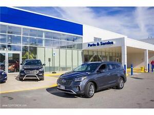 2017 Hyundai Santa Fe XL Luxury! LOADED! 7 PASSENGER! AWD! NAV!