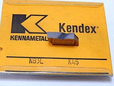 Kennametal Insert Nb3l K45 Pack Of 5
