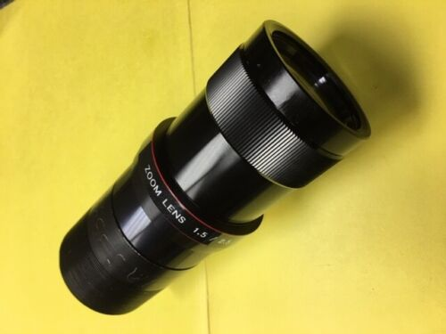 Bell & Howell 16mm ZOOM Projection LENS 1.5 - 2.5