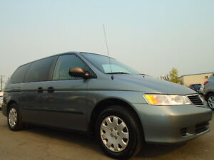 2001 Honda Odyssey LX SPORT-ONE OWNER VAN- WELL TAKING CARE OFF