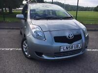 Toyota Yaris 1.3 AUTOMATIC MMT TR 3 DOOR *ONLY 38,300 MILES, NEW MOT & SERVICE*