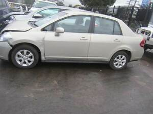 NISSAN TIIDA C11 SEDAN ST-L 2009 WRECKING Brooklyn Brimbank Area Preview