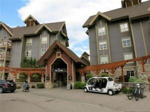 At The Lodge at Predator Ridge Golf Resort near Vernon, BC