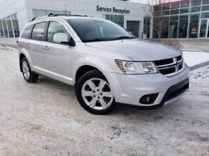 2012 Dodge Journey AWD 4DR R/T Heated Leather Seats, Dual Climat