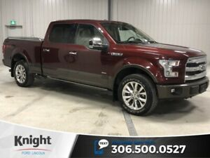2016 Ford F-150 Lariat, Tonneau, Local, Sunroof, Excellent Shape