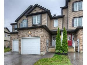Stunning Townhouse In Sought-After Kitchener Neighbourhood
