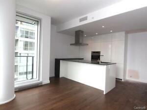 Modern 2 bedroom condo for rent