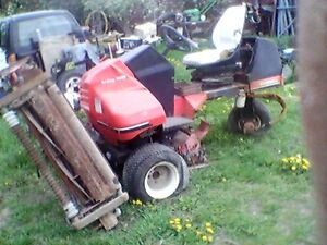 Jacobson Mower